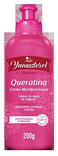 Queratina Yamasterol, Yama, Rosa
