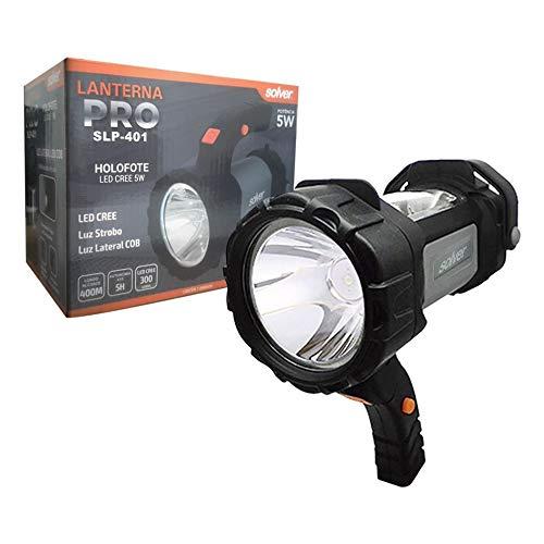 LANTERNA HOLOFOTE/LAMPIAO 3W LED
