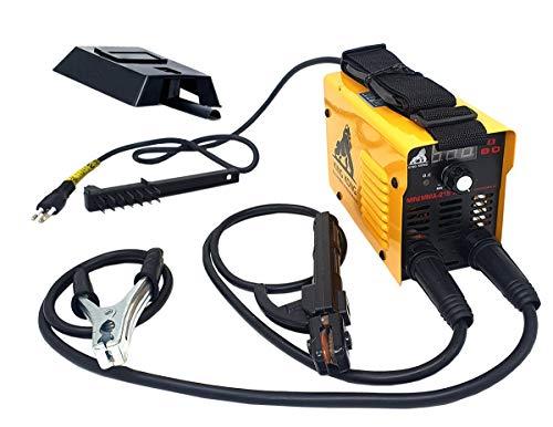 Maquina Solda Inversora Mini 219 Eletrodo Tig Portatil King