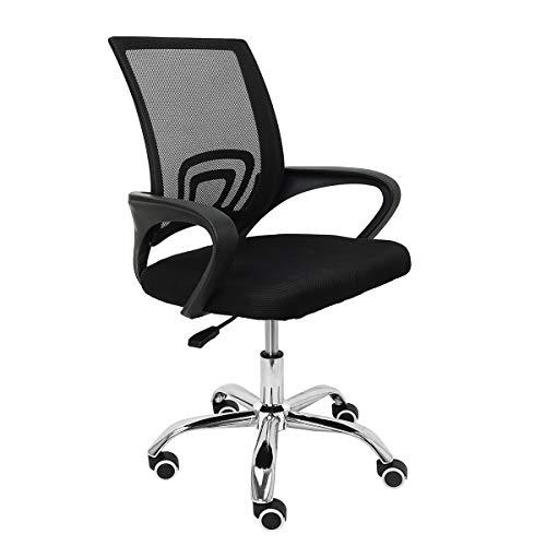 Cadeira Escritório Executiva Home Office Trevalla TL-CDE-26-1 Preta