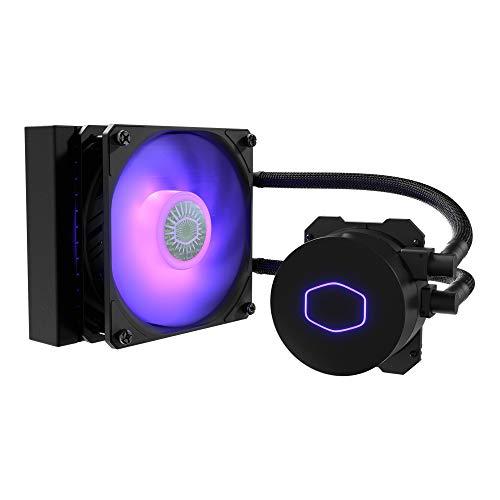 Liquid Cooler Para Processador Cooler Master MasterLiquid ML120L V2 RGB, 120mm