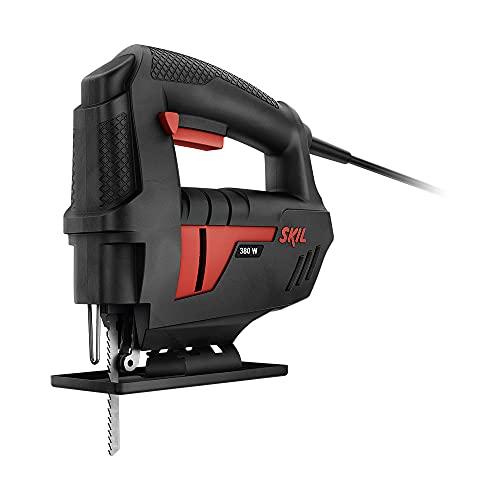 Serra Tico-Tico Skil 4380 380W 220V com 1 lâmina de madeira