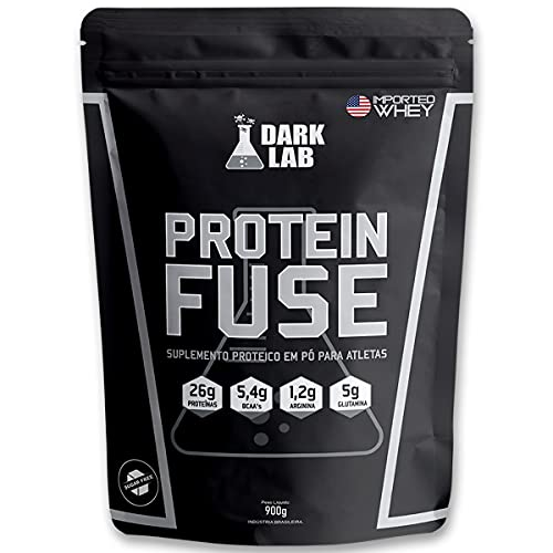 Protein Fuse Refil 900g (Chocolate)