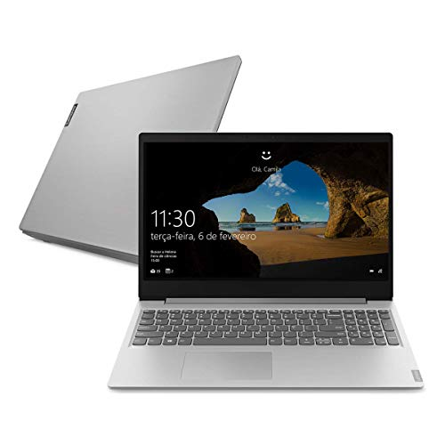 Notebook Lenovo Ultrafino ideapad S145 i3-8130U 4GB 1TB Linux 15.6