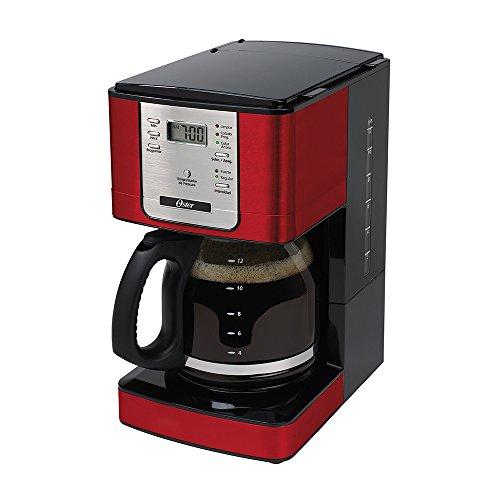 Cafeteira Flavor Programável, Vermelha, 110v, Oster