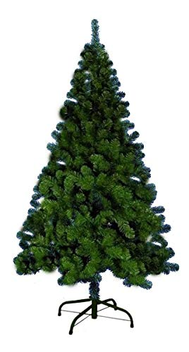 Árvore De Natal Super Luxo Verde 320 Galhos 1,50m Master