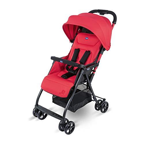Carrinho de Bebê Ohlalà, Chicco, Vermelho