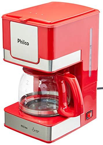 Cafeteira, Ph16, 15 xicaras, Vermelho, 110V, Philco