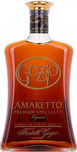 Licor Amaretto Gozio 700ml