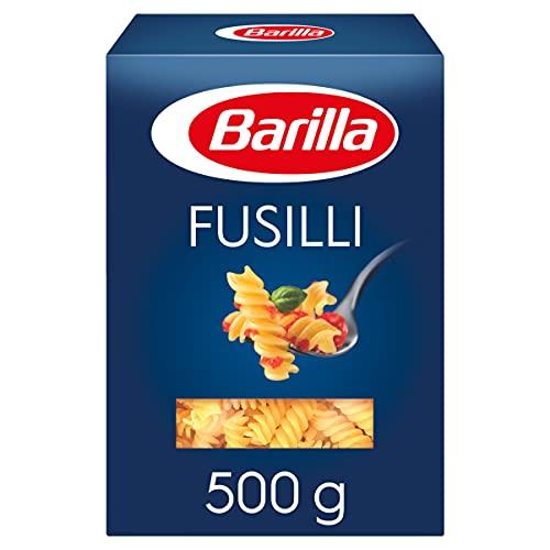 Macarrão Grano Duro Fusilli Barilla 500g