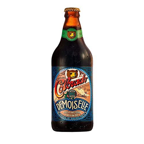 Cerveja Artesanal Colorado, Demoiselle Porter, Garrafa, 600ml 1 un