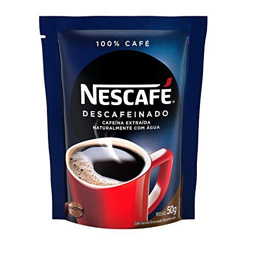 Café Solúvel, Descafeinado, Nescafé, 50g