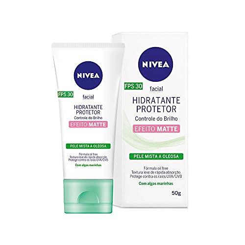 Hidratante Protetor Nivea Controle do Brilho & Oleosidade Fps30 50Ml, Nivea