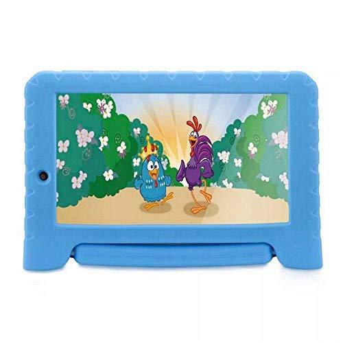 Tablet Multilaser Galinha Pintadinha Plus 16Gb Dual Câmera Android Azul - NB311