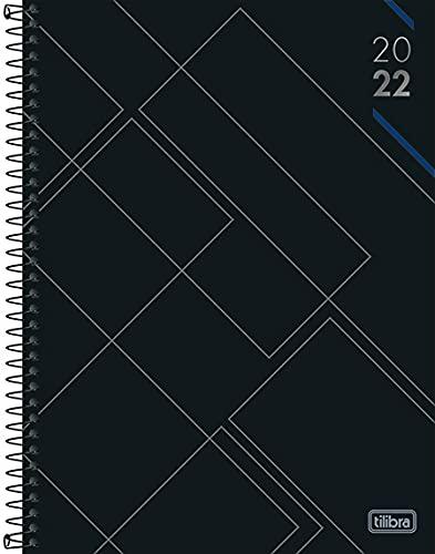 Agenda executiva espiral diária Spot 2021 - Tilibra