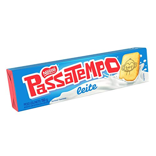 Biscoito, Leite, Passatempo, 150g