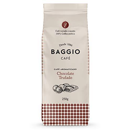 Café Torrado e Moído Aroma de Chocolate Trufado Baggio Café 250g