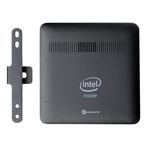 Mini PC Intel Dual-Core 4GB 64GB SSD VGA/ HDMI | Goldentec