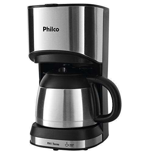 Cafeteira, Ph41 Thermo, 30 xicaras, Preto, 110V, Philco