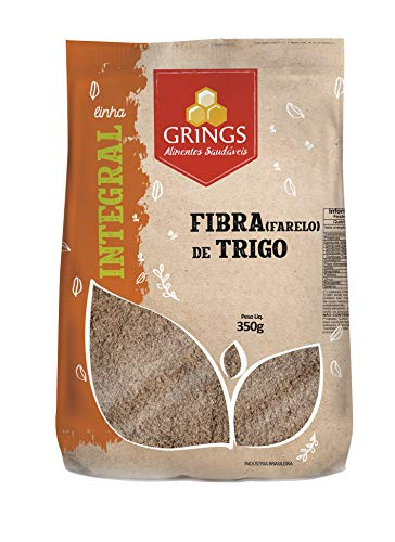 Fibra (Farelo) de Trigo Grings 350g