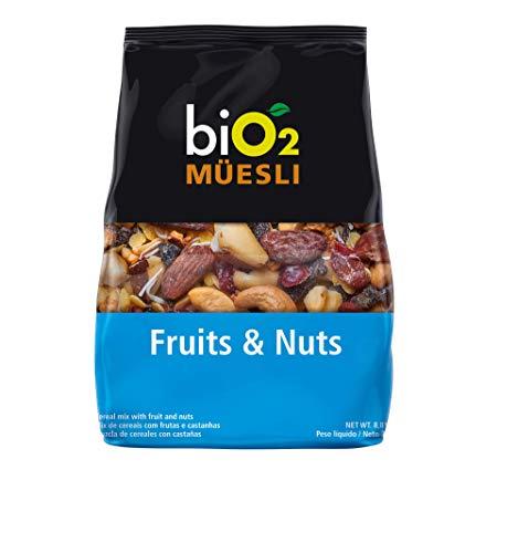 Bio2 Müesli Frutas e Catanhas, 250g