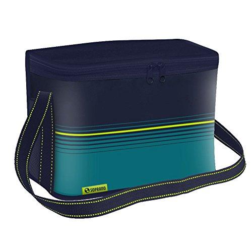 Bolsa Térmica Pop 18L, Soprano, 7206, Azul, Médio