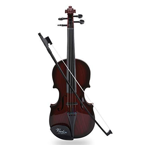 TOPmountain Kit de violino de madeira, violinos superiores, violinos para adultos, iniciantes, estudantes, crianças, adultos, violinos