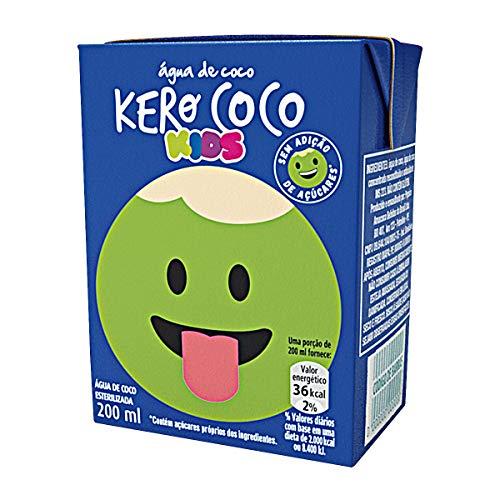 ÁGUA DE COCO KEROCOCO 200ml