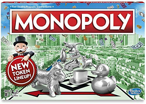 Jogo Monopoly Classic
