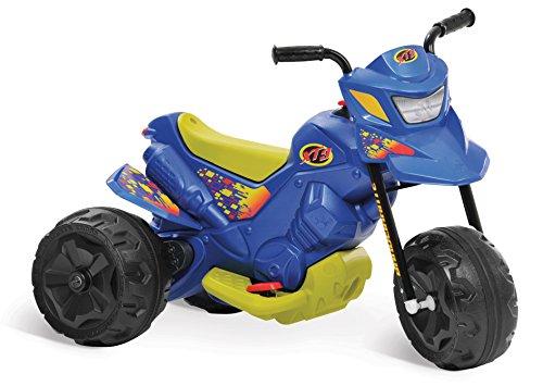 Moto XT3 Elétrico 6V Bandeirante Azul