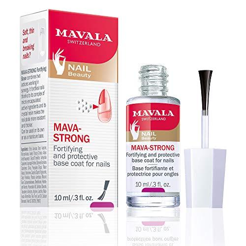 Mavala mava-strong - base protetora e fortalecedora para unhas 10ml
