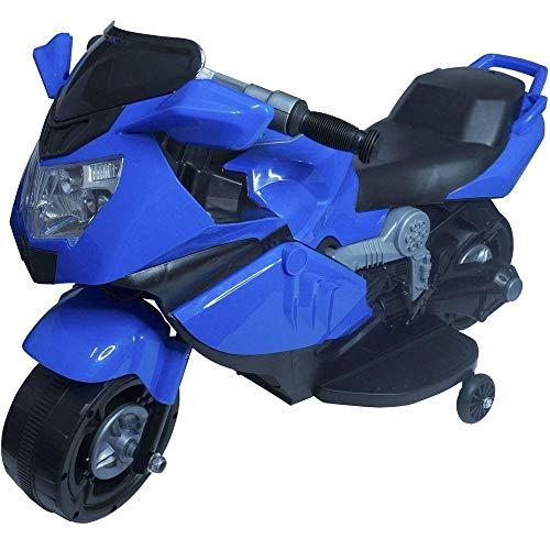 Mini Moto Elétrica Importway Infantil BW044AZ - Azul