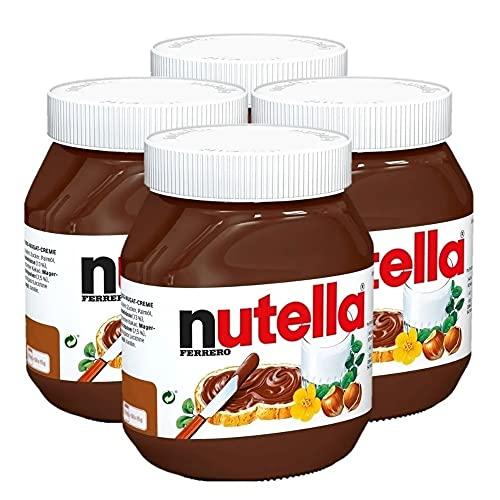 Creme De Avelã Com Cacau Nutella 650 Gramas