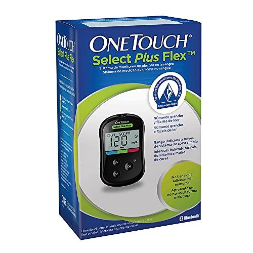 OneTouch Medidor Select Plus Flex, Lifescan BR
