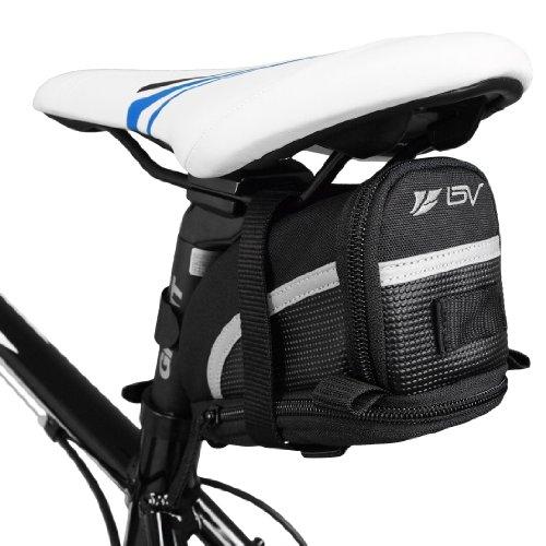 BV Bolsa de sela de bicicleta para bicicleta/bolsa de assento/bolsa de ciclismo