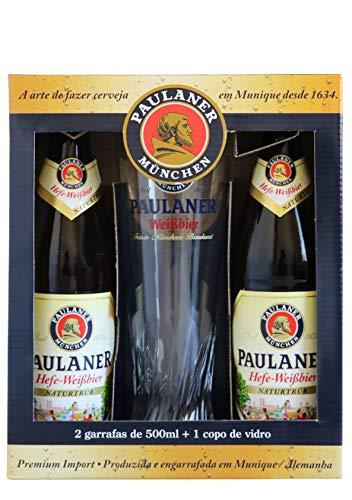 Cerveja Paulaner 500 ml (Kits)