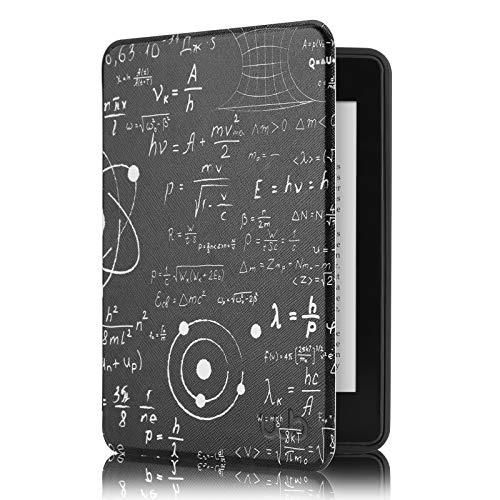 Capa Kindle 10a. Geração WB - Ultra Leve Auto Hibernação Sensor Magnético Silicone Flexível (Eureka)