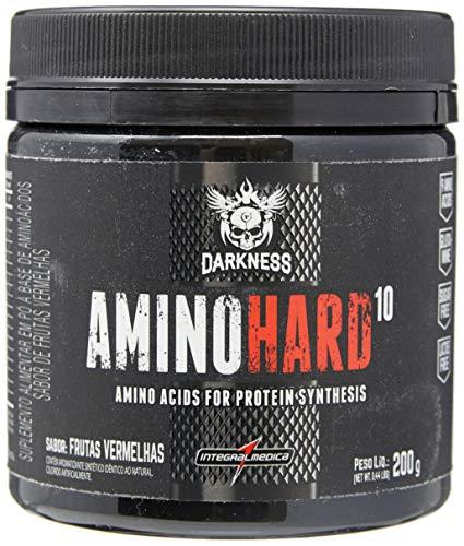 Amino Hard 10-200g Frutas Vermelhas, IntegralMedica