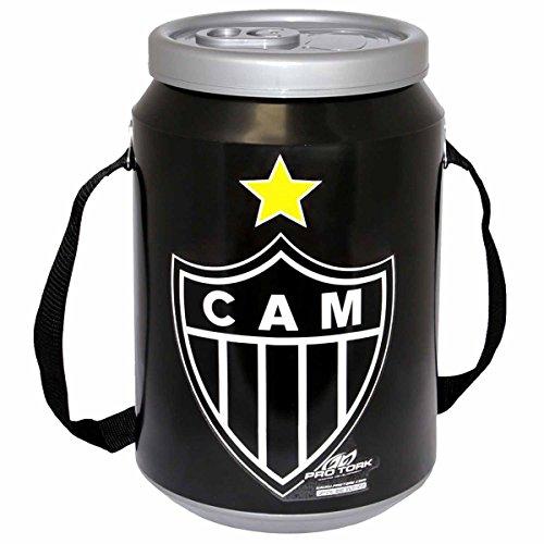 Cooler Térmico Para 24 Latas De 350Ml - Atlético Mineiro, Pro Tork, COL-ATLM-01