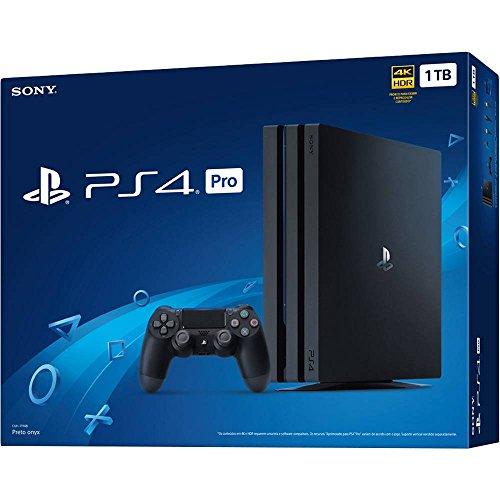Sony PlayStation 4 Pro CUH-72 1TB Standard jet black