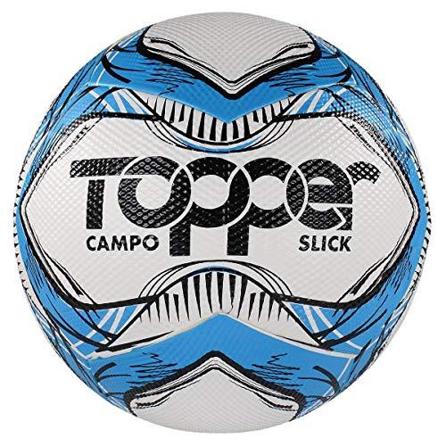 Bola Topper Slick Campo Azul/ Preto